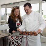Electrolux Hosts Jade Jagger At The Electrolux Agora Pavilion